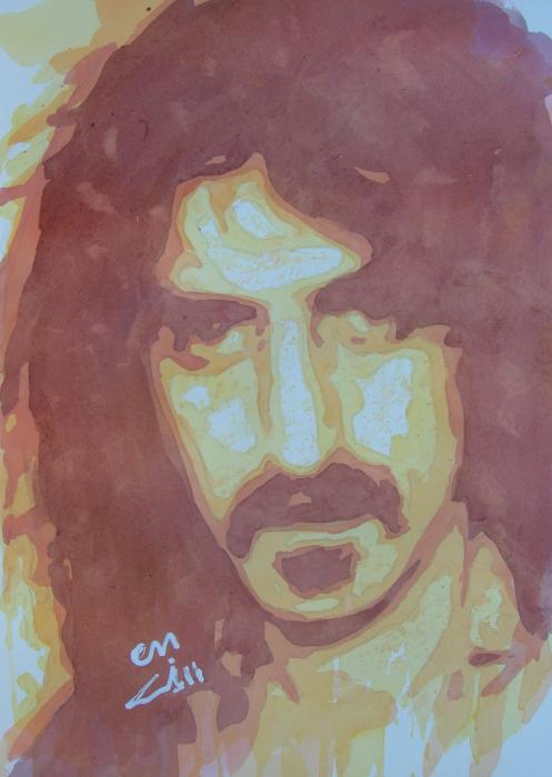 Frank Zappa por ci-fij